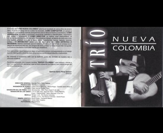 Trío Nueva Colombia